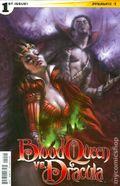 Blood Queen vs. Dracula (2015 Dynamite) 1D