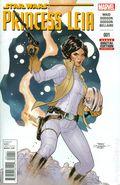 Star Wars Princess Leia (2015 Marvel) 1A