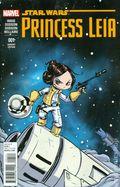 Star Wars Princess Leia (2015 Marvel) 1G