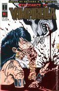 Vengeance of Vampirella (1995) 1B-GLD-DFSN