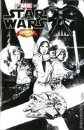 Star Wars (2015 Marvel) 1DCBSSKETCH