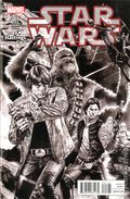 Star Wars (2015 Marvel) 1HASTINGSB&W