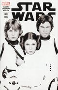 Star Wars (2015 Marvel) 1COMICXP-B&W