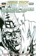Star Trek Planet of the Apes The Primate Directive (2014 IDW) 1C