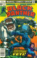 Black Panther (1977 Marvel 1st Series) Mark Jewelers 5MJ