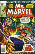 Ms. Marvel (1977 1st Series) Mark Jewelers 4MJ