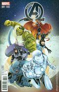 New Avengers (2013 3rd Series) 31B