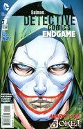 Detective Comics Endgame (2015) 1
