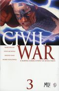Civil War (2006 Marvel) 3DF