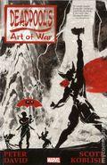 Deadpool's Art of War TPB (2015 Marvel) 1-1ST