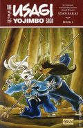 Usagi Yojimbo Saga TPB (2014 Dark Horse) 2-1ST