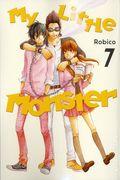 My Little Monster GN (2014 Kodansha) 7-1ST