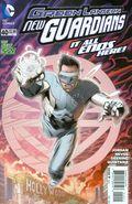 Green Lantern New Guardians (2011) 40
