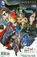 Injustice Gods Among Us Year Three (2014 DC) 12