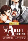 Manga Classics: The Scarlet Letter HC (2015 Udon) 1-1ST