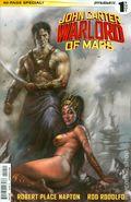 John Carter Warlord Mars Special (2015) 1