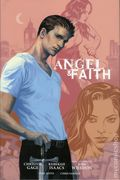 Angel and Faith HC (2015 Dark Horse) Season 9 Library Edition 1-1ST