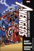 Avengers Omnibus HC (2015 Marvel) By Kurt Busiek and George Pérez 1-1ST