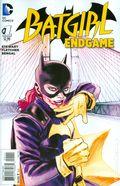Batgirl Endgame (2015) 1