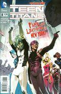 Teen Titans (2014 5th Series) 8A