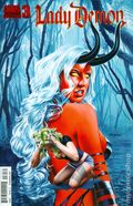 Lady Demon (2014 Dynamite) 3C