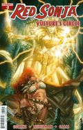 Red Sonja Vultures Circle (2014) 3A