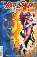 Red Sonja Vultures Circle (2014) 3B