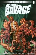 Altered States Doc Savage (2015 Dynamite) 1A