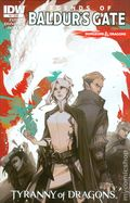 Dungeons and Dragons Legends of Baldur's Gate (2014 IDW) 5