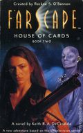 Farscape House of Cards PB (2001 Boxtree Novel) 2-1ST