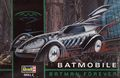Batman Forever Batmobile Model Kit (1995 Revell) ITEM#1