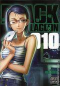 Black Lagoon GN (2008- Viz Digest) 10-1ST