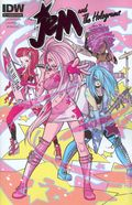 Jem and the Holograms (2015 IDW) 1PLUG