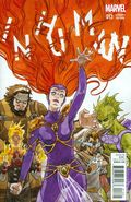 Inhuman (2014 Marvel) 13B