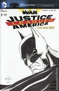 Justice League of America (2013 3rd Series) 7D-SKETCH