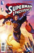 Superman Unchained (2013 DC) 1J