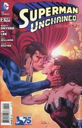 Superman Unchained (2013 DC) 2J