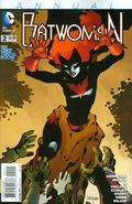 Batwoman (2011 2nd Series) Annual 2