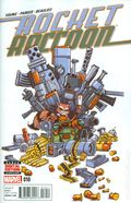 Rocket Raccoon (2014 2nd Series) 10A