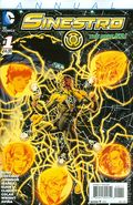 Sinestro (2014) Annual 1