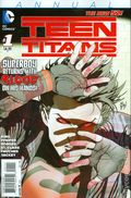 Teen Titans (2014 5th Series) Annual 1