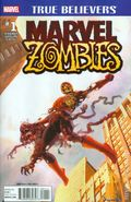 True Believers Marvel Zombies (2015) 1