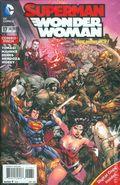 Superman Wonder Woman (2013) 17COMBO