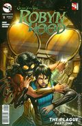 Robyn Hood (2014 Zenescope) 2nd Series Ongoing Grimm Fairy Tales 9A