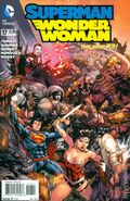 Superman Wonder Woman (2013) 17A