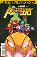 Avengers Ultron Forever (2015) 1D