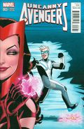 Uncanny Avengers (2014 Marvel) 2nd Series 3C