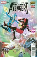 Uncanny Avengers (2014 Marvel) 2nd Series 3A
