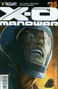 X-O Manowar (2012 3rd Series Valiant) 35C