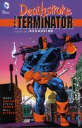 Deathstroke the Terminator TPB (2015 DC) 1-1ST